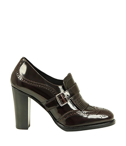 Donna Sibylle Church's DO0018 Brown Mod Francesina qSgEz