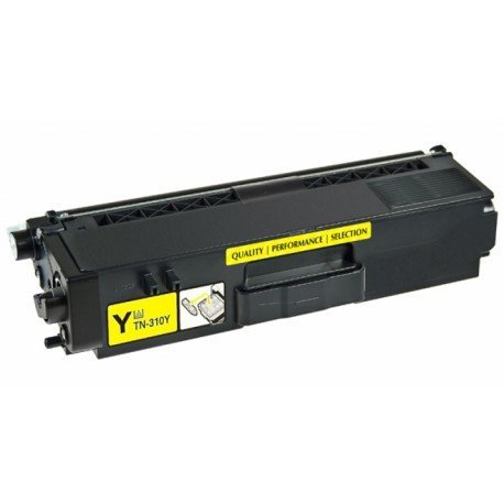 Do it Wiser ® Compatible Yellow Toner Cartridge For Brother HL-4140CN HL-4150CDN HL-4570CDW HL-4570CDWT MFC-9460CDN MFC-9560CDW MFC-9970CDW TN-315 TN315 TN315Y - Extra High Yield 6,000 Pages Photo #2