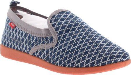 Dimmi Mujeres Push Sneaker Blue Grey
