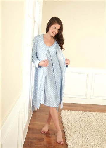 8e06460de Amazon.com   Maternity Nursing Nightgown Pregnancy ( Before and After )