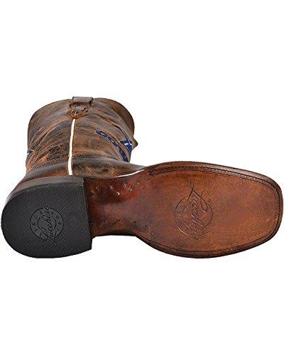 Lucchese - Botas De Vaquero Hombre Marrón - marrón