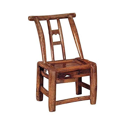 OKSLO Wayborn furniture 5856 wooden chair - brown