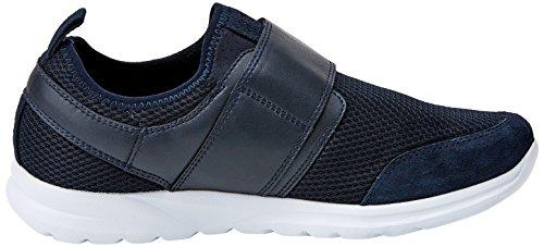 Geox Heren Damian 6 Sneaker Marine