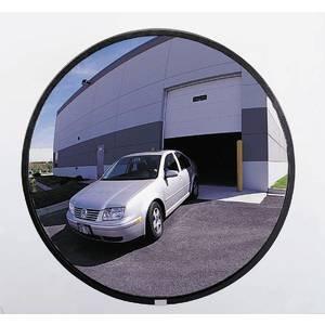 See All Wide-Angle Convex Plexiglas Acrylic Mirror - 26'' Diameter - Outdoor