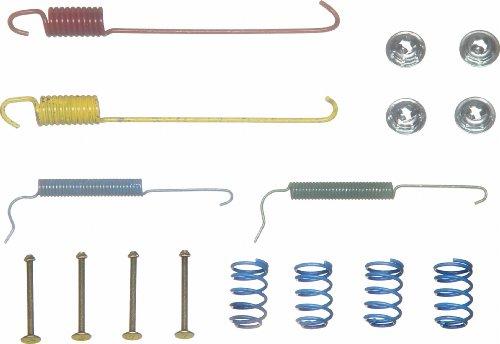 Wagner H17213 Drum Brake Hardware Kit, Rear