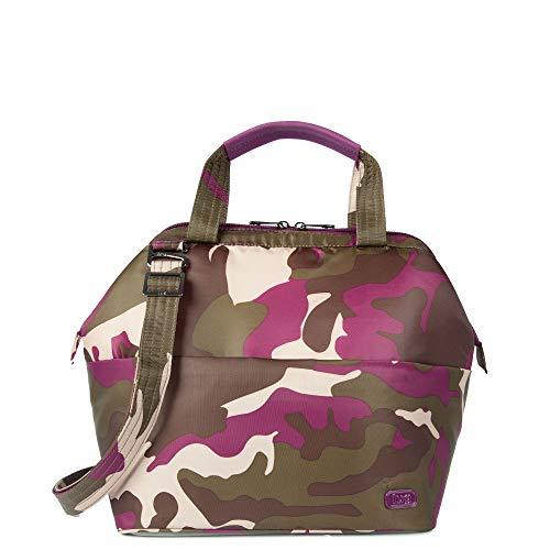 Lug Chomper Top Handle Bag