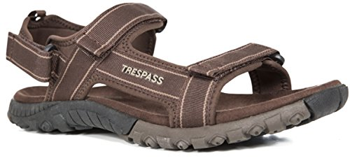 Trespass Alderley, Men's Open-Toe Sandals Brown (Cocoa Cca)