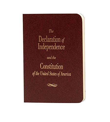 Pocket U.S. Constitution and Declaration of Independence by Cato Institute from Cato
