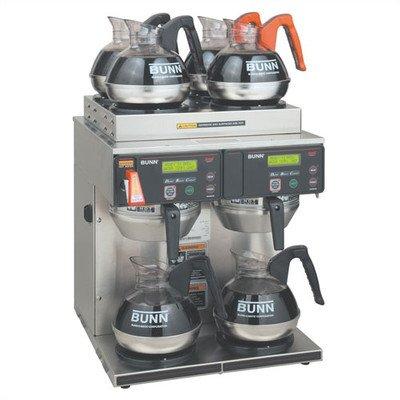 Bunn O Matic AXIOM 12 Cup Digital Automatic Coffee Brewer, 19.1 x 16.4 x 17.7 inch -- 1 each.