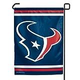 "NFL Houston Texans WCR08405013 Garden Flag, 11"" x 15"""