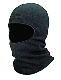 Ergodyne N-Ferno 6821 Winter Ski Mask Balaclava, Thermal Fleece, Black