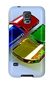 Premium Protection D Case Cover For Galaxy S5- Retail Packaging 7237316K19751433