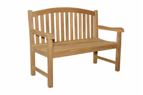Anderson Teak BH-004R - No Cushion Chelsea 2-Seater Bench ()