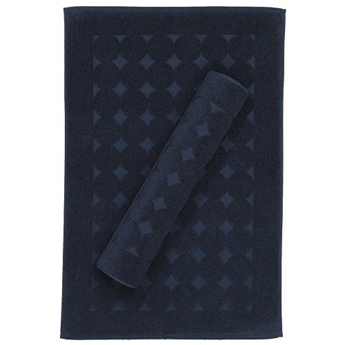 Linum Home Textiles SN50-2CD Bath Towel, Navy by Linum Home Textiles