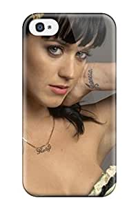 Lovers Gifts New Katy Perry (3) Skin Case Cover Shatterproof Case For Iphone 4/4s WANGJING JINDA