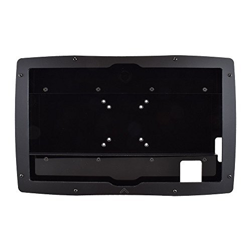 Padholdr Fit View 18.4 Tablet Holder Matte Black Designed Specifically for the Samsung View 18.4 Tablet by PADHOLDR