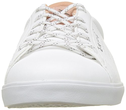 Coq Optical White White Optical Coral Sport Blanc Donna Coral Agate Beige Le Dusty Sportif Dusty Sneaker F1wqxFd