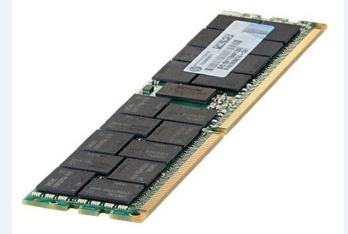 HP RAM Module 1 x 4 GB DDR3 SDRAM 1333MHz DDR3-1333/PC3-10600 Registered Internal Memory 604504-B21 by HP