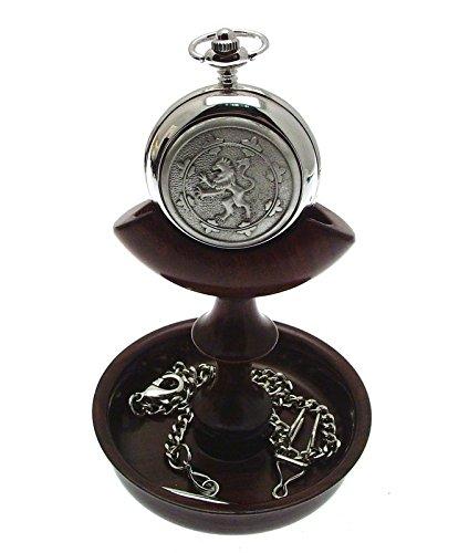 Grabado regalos para hombres cuarzo para hombre relojes de bolsillo de relojes de bolsillo 18: Amazon.es: Relojes