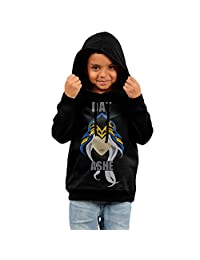 BABA League Of Legends Dat Ashe Children Cute Hoodie Black