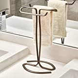 iDesign Axis Metal Hand Towel Holder for Master