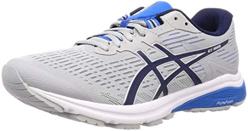 Asics GT-1000 8 Mens Running Trainers 1011A540 Sneakers Shoes (uk ...