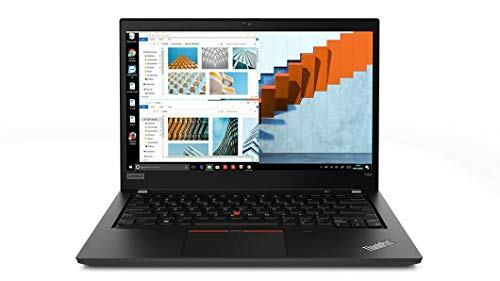 "2020 Newest Lenovo ThinkPad T490 14"" FHD IPS Business Laptop, 10th Gen Intel Core i5-10210U (Beat i7-8550U), 16GB RAM, 1TB SSD, Fingerprint Reader, HDMI, Windows 10 Pro w/Ghost Manta Accessories"