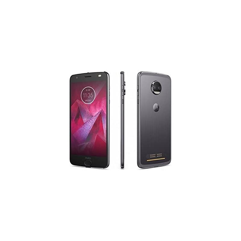 Motorola Moto Z2 Force XT1789 64GB Lunar