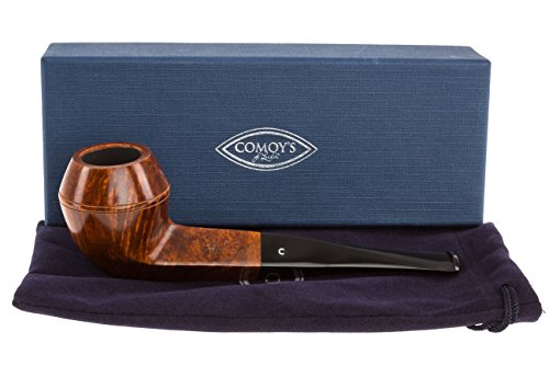 Comoy's Tradition 80 Tobacco Pipe - (Comoys Pipe)