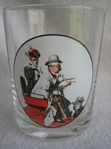 Speed - fom the Saturday Evening Post Norman Rockwell Glassware Collection (The Saturday Evening Post Norman Rockwell Glassware Collection)