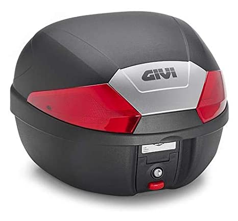 GIVI B29 Monolock Koffer Schwarz//Rot