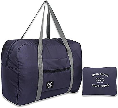 Women /& Men Foldable Travel Duffel Bag Cactus Pattern For Luggage Gym Sports