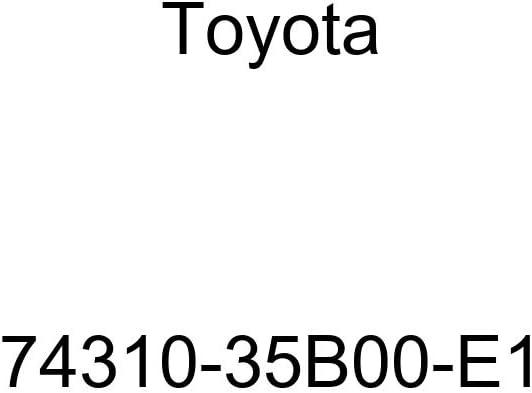 Genuine Toyota 74320-0T022-A1 Visor Assembly