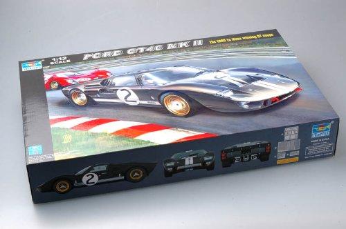 1/12 フォード GT-40Mk.2 (05403) B0021PNXMY