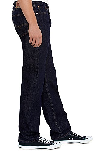 FIT Levi's Jeans 34 Standard Zip Fly 505 30 Original q6gxwPR6
