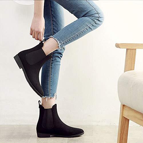 Stivaletti Mini Boots C Lavoro Giardino Bassi Donna Wellington 6qCIpF