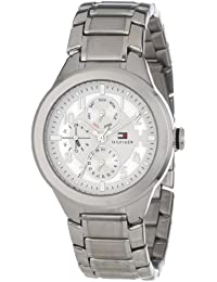 Mens 1710237 Classic Stainless Steel Multifunction Watch