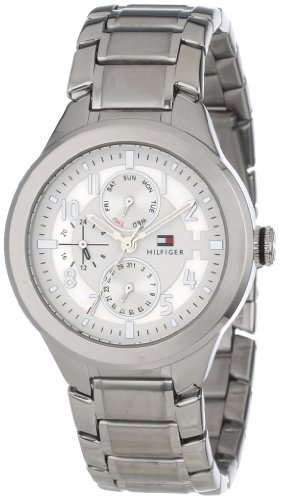 Multi Eye Stainless Steel Watch (Tommy Hilfiger Men's 1710237 Classic Stainless Steel Multifunction Watch)