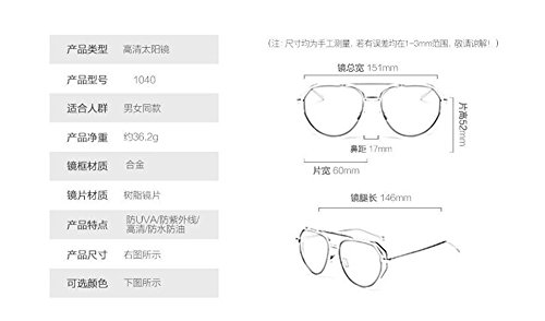 Comprimés de Mercure soleil inspirées Lennon métallique vintage de du polarisées cercle retro rond lunettes en style 6q5xSOwnZC