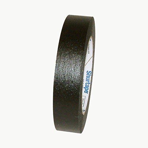 Shurtape CP-632 - Nastro adesivo coloreato  2,5 cm x 182,9 m. Nero da Shurtape