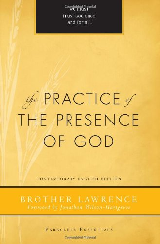 The Practice of the Presence of God (Paraclete Essentials)