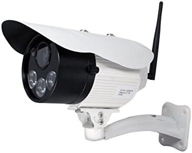 720P HD HD Webcam Cámaras IP / Webcam de vigilancia, bulit en altavoz de micrófono Cámara web de seguridad Cámara de detección móvil