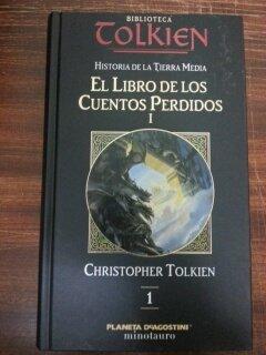 HISTORIA DE LA TIERRA MEDIA. 7 TOMOS: Amazon.es: J. R. R. Tolkien ...