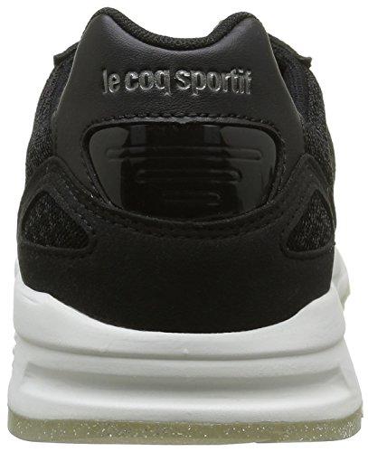schwarz Sportif Coq R900 Damen Le Blackblack Sneaker LCS Sparkly Schwarz qASZwC