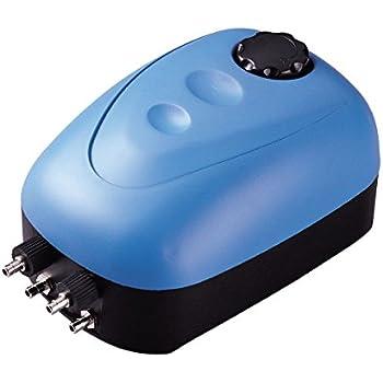 CNZ HP-5000 Aquarium Air Pump, 4-Outlet, Upto 60 gallon