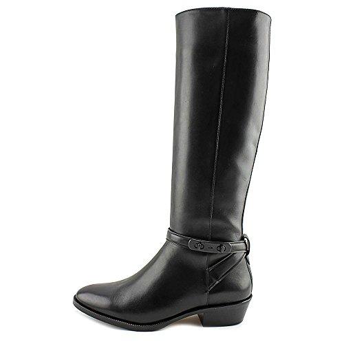 coach caroline narrow calf us 7 black knee high boot