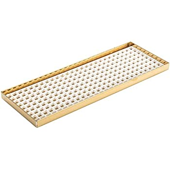 Amazon Com 8 125 Inch Brass Flush Mount Beer Drip Tray