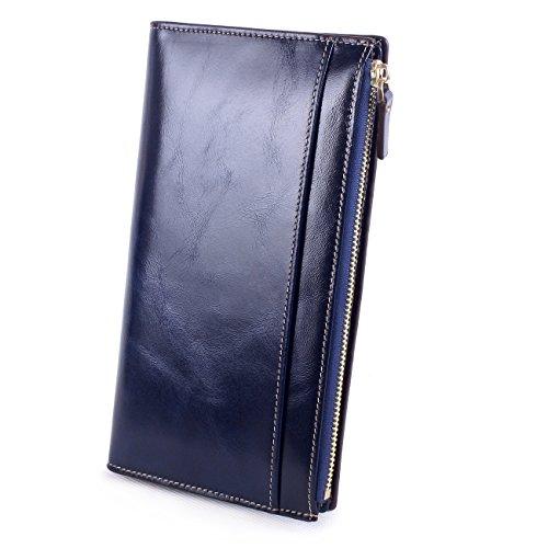 Textured Clutch Wallet - 8