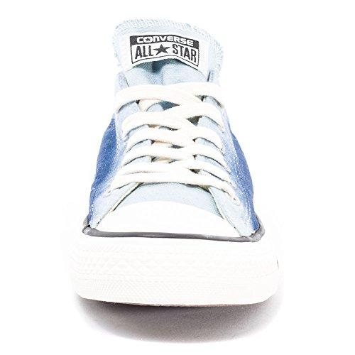 Converse Star - 151.265 Vit-svart-blå