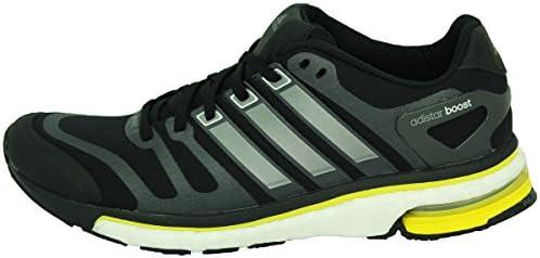 Adidas Adistar Boost M Zapatillas para Correr Running Negro Gris ...